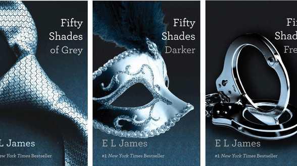 Vijfde deel van Fifty Shades of Grey in de maak - Actueel