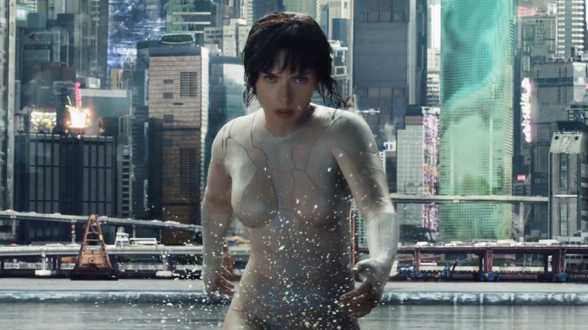 Ghost in the Shell: is Scarlet Johansson te blank? - Actueel