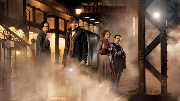 Film van de Week: Fantastic Beasts and Where to Find Them - Actueel