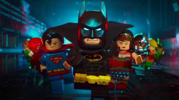 The Lego Batman Movie - Actueel