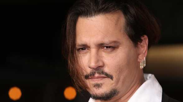 Johnny Depp opnieuw meest overbetaalde acteur - Actueel