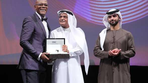 Oeuvreprijs voor Samuel L. Jackson op filmfestival Dubai - Actueel