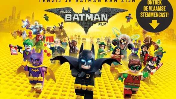 Ontdek de coole Vlaamse stemmencast van DE LEGO® BATMAN FILM - Actueel