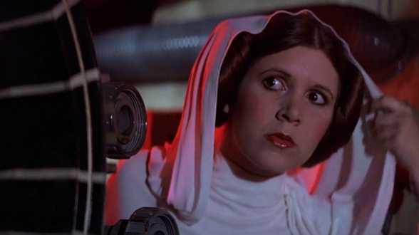 Actrice Carrie Fisher uit Star Wars overleden - Actueel