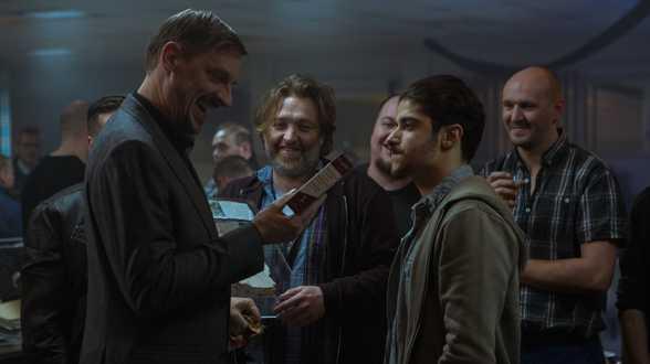 'Dode Hoek' : een stevige, politieke thriller - Actueel