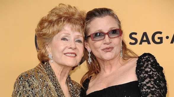 Debbie Reynolds vroeg toestemming aan haar zoon om te sterven - Actueel