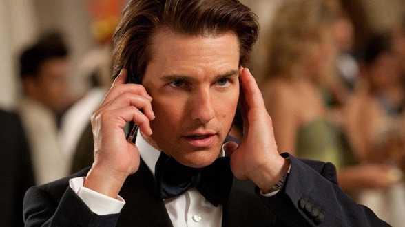Mission Impossible-stunt Tom Cruise gaat mis - Actueel