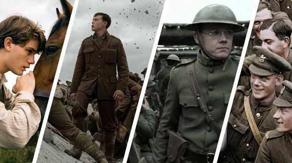 7 films over de Eerste Wereldoorlog - Actueel