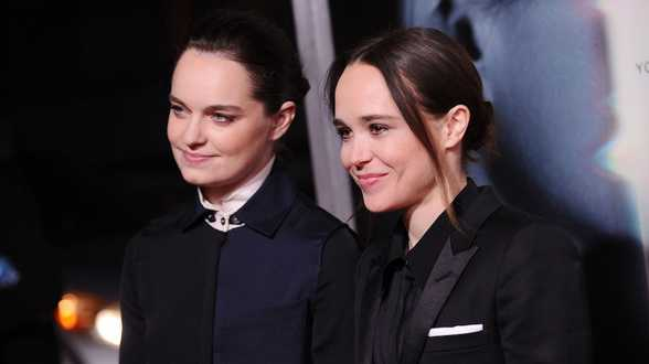 Ellen Page getrouwd met vriendin Emma Portner - Actueel