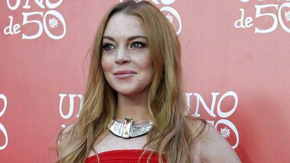 Lindsay Lohan ontwerpt eigen 'Lohan Island' in Dubai - Actueel