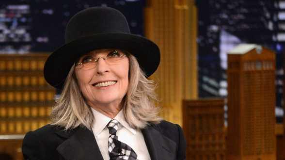 Actrice Diane Keaton springt in de bres voor Woody Allen - Actueel