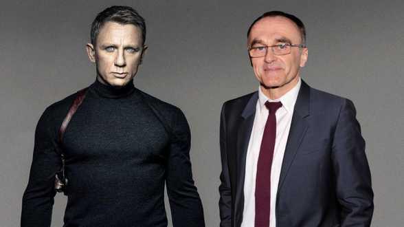 Danny Boyle regisseert nieuwe Bond-film en brengt eigen scenarist mee - Actueel