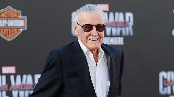 Stripauteur Stan Lee eist 1 miljard dollar van gewezen zakenpartners - Actueel