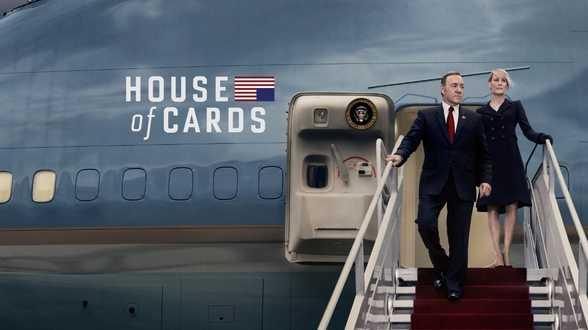 Ster uit 'House Of Cards' over Kevin Spacey: Ik geloof in tweede kansen - Actueel