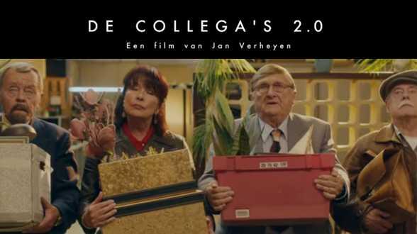De Collega's 2.0 in première in bijzijn van cast en VIP's in Antwerpen - Actueel