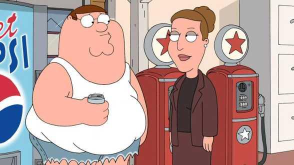 Animatieserie 'Family Guy' brengt ode aan overleden Carrie Fisher - Actueel