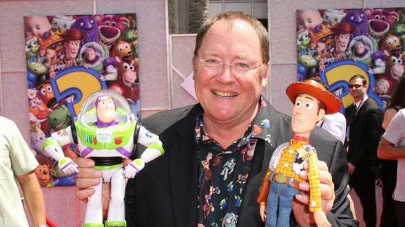 Gewezen Pixar-baas John Lasseter benoemd tot hoofd Skydance Animation - Actueel