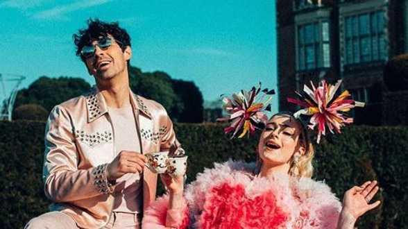 Sophie Turner en Joe Jonas stiekem getrouwd - Actueel