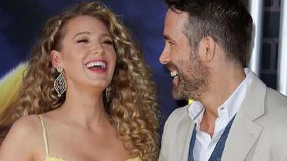 Blake Lively en Ryan Reynolds verwachten derde kind - Actueel