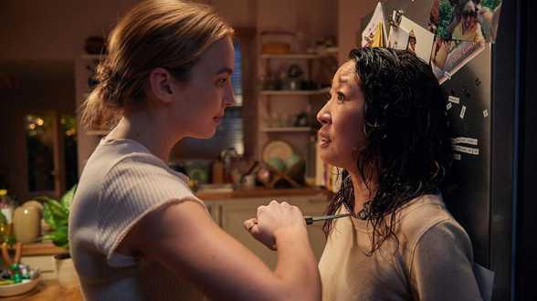 Dramaserie Killing Eve is de grote winnaar op de BAFTA TV Awards - Actueel