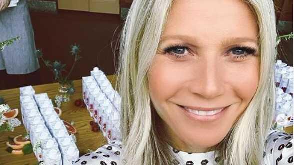 Gwyneth Paltrow woont niet samen met haar man - Actueel