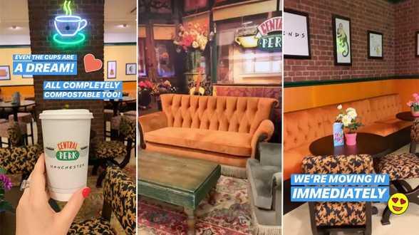 'Friends' themacafé opent de deuren in Manchester - Actueel