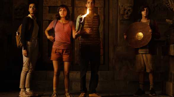 Ontdek hier de nieuwe trailer van Dora and The Lost City of Gold - Actueel