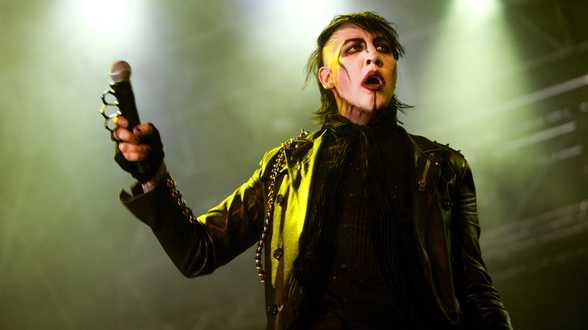 Marilyn Manson krijgt rol in miniserie van Stephen King - Actueel