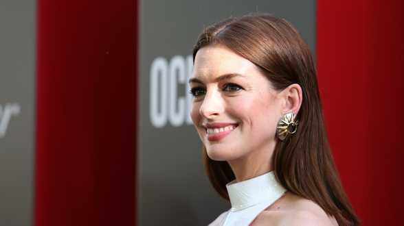 Anne Hathaway is opnieuw zwanger na vruchtbaarheidsproblemen - Actueel