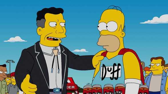 Lidl brengt Duff bier permanent op de markt - Actueel