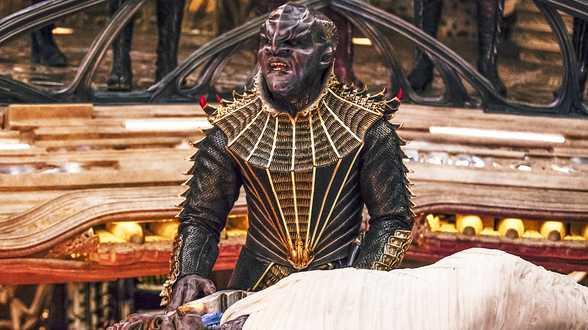 Star Trek-acteur Chris Obi aangehouden voor verkrachting - Actueel