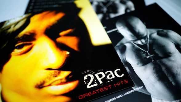 Nieuwe serie over Tupac Shakur op komst - Actueel