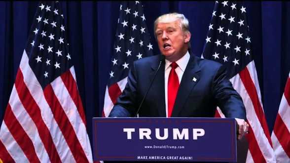 Donald Trump beschuldigt Hollywood als racistisch - Actueel
