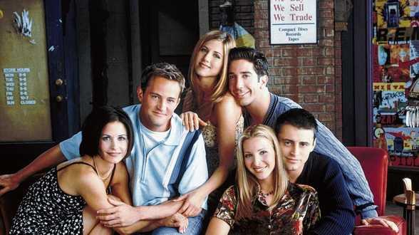 Friends viert 25ste verjaardag met speciale bioscoopvertoningen - Actueel