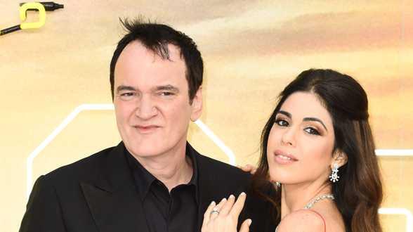 Quentin Tarantino (56) wordt voor het eerst vader - Actueel