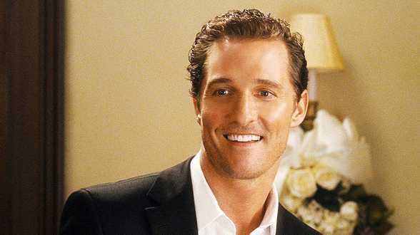Matthew McConaughey wordt professor - Actueel