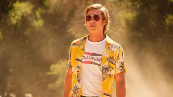 Brad Pitt bevestigt plannen van Tarantino voor miniserie van 'Once Upon A Time' - Actueel