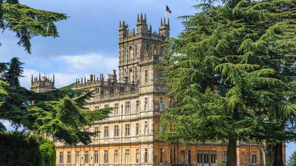 Kasteel uit 'Downton Abbey' voortaan te boeken op Airbnb - Actueel