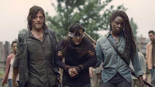 'The Walking Dead' krijgt elfde seizoen - Actueel