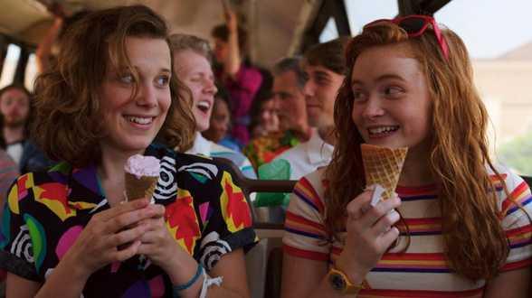 Derde seizoen 'Stranger Things' 64 miljoen keer bekeken op 4 weken - Actueel