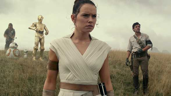 Star Wars IX - The Rise of Skywalker onthult nieuwe trailer - Actueel