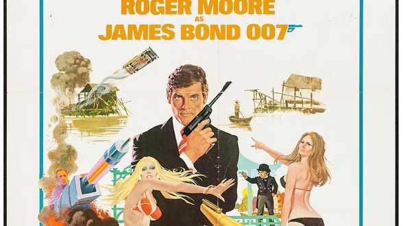 Sotheby's veitl levensgrote replica gouden geweer James Bond - Actueel