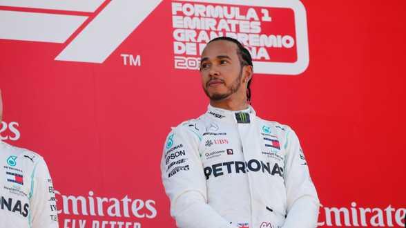Lewis Hamilton liet rol in nieuwe Top Gun aan zich voorbij gaan - Actueel