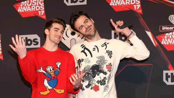 The Chainsmokers produceren nieuwe dramaserie Demo - Actueel
