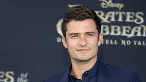Orlando Bloom gaat in zee met Amazon - Actueel