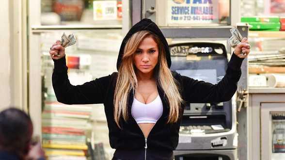 Jennifer Lopez dacht aan strippen om uit armoede te geraken - Actueel