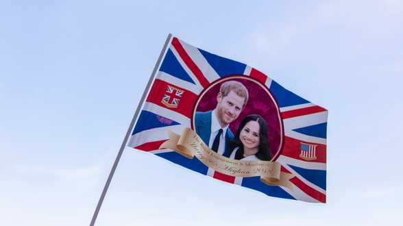 Netflix toont interesse in Harry en Meghan - Actueel
