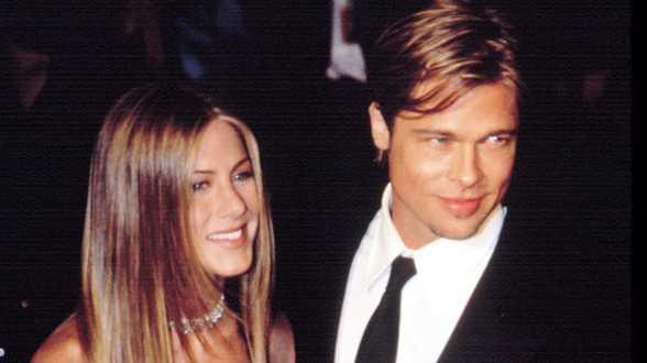 Brad Pitt en Jennifer Aniston blazen romance nieuw leven in - Actueel