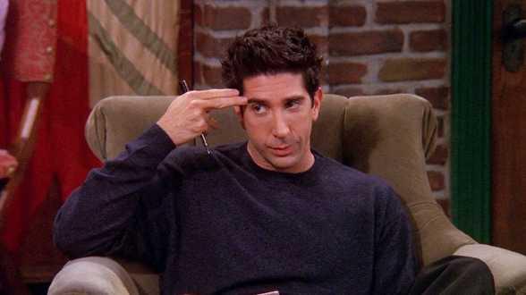 David Schwimmer: Blij dat ik Ross mocht spelen in 'Friends' - Actueel