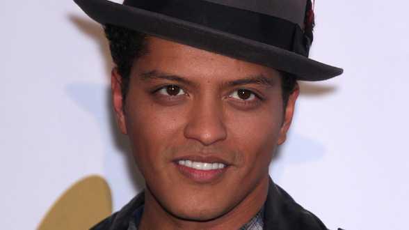 Bruno Mars versiert hoofdrol in Disney-film - Actueel